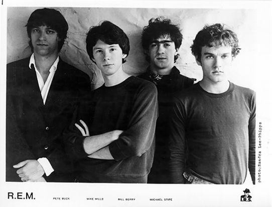 The R.E.M. Publicity Archive